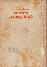 מסדום לבית-הערבה / ישראל אבן-נור