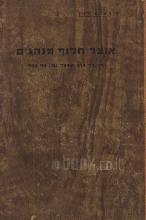 אוצר חלוף מנהגים : בין בני ארץ ישראל ובין בני בבל / מאת ד