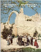בשערייך ירושלים - אוגדן מאמים, מקורות, אתרים ופעילות