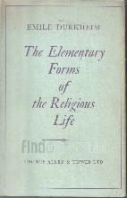 The Elementary Forms of the Religious Life: