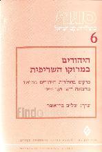 היהודים במרוקו השריפית - פרקים בתולדות היהודים במרוקו מהמאה ה-16 ועד ימינו