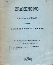 Krakenowo, our town in Lithuania : The story of a world that has passed