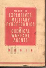 Manual of Explosives, Military Pyrotechnics and Chemical Warfare Agents