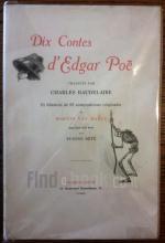 Dix contes d'Edgar Poë