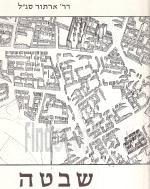 שבטה - תכנית ואדריכלות של עיר ביזנטית בנגב / ארתור סג