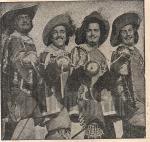 שלושת המוקטרים