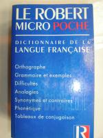 Micro Poche French Dictionary