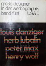 Grobe designer in der werbegraphik USA 1