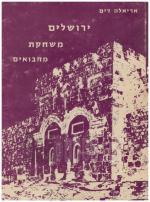 ירושלים משחקת מחבואים (במצב ט