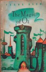 The Magic of Oz גירסא רוסית-אנגלית *נדיר*