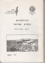 הדולמנים בארץ ישראל