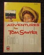 תום סוייר adventures of tom sawyer / 1955