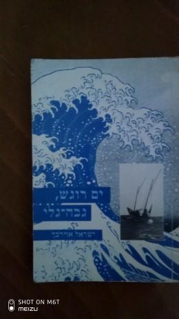ים רוגש גבה גלי