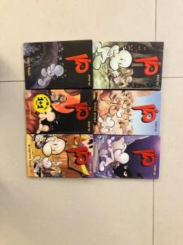 סדרת ספרי בוֹן - ספר ילדים