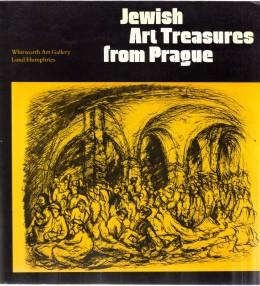 jewish art treasures from prague