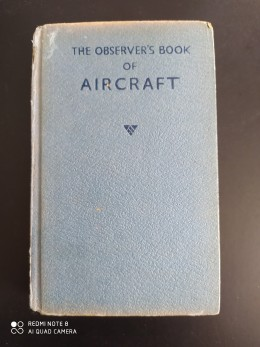 AIRCRAFT - THE OBSERVER'S BOOK OF AIRCRAFT 1970