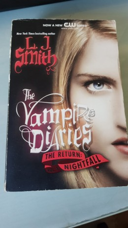 The vampire diaries the return vol.1 nightfall