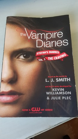 The vampire diaries stafan's diaries vol.3 the craving