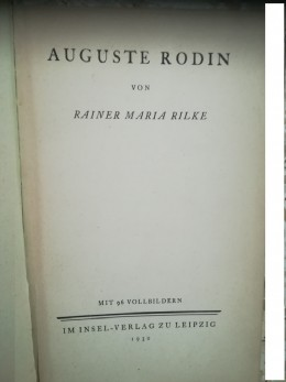 Auguste Rodin אוגוסט רודין