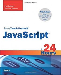 sams Teach yourself javascript