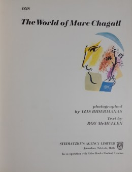 The World Of Marc Chagall