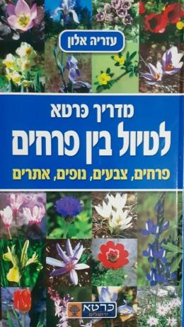מדריך כרטא לטיול בין פרחים