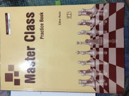 Master Class Practice Book