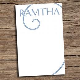 Ramtha - The White Book