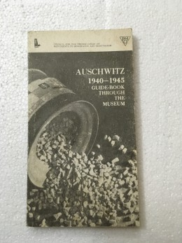 auschwitz 1940-1945 guide book through the museum