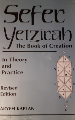 Sefer yetzirah the book of creation in theory and practice