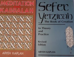 Meditation and kabbalah + Sefer yetzirah