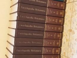 Encyclopaedia Britannica - 30 Volume Set 1974