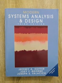 Modern Systems Analysis & Design + מדריך למידה
