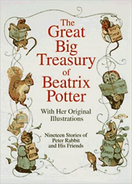 The Great Big Treasuray Of Beatrix Potter