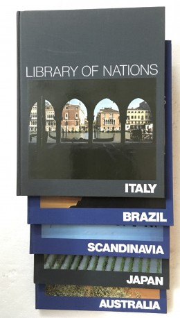 ספריית האומות של טיים לייף (Library of Nations)
