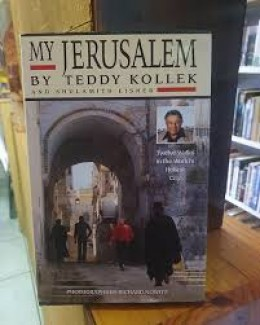 My Jerusalem Twelve walks in the world's holiest city