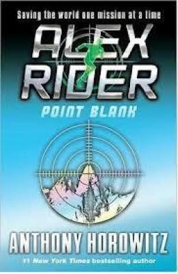 Alex Rider point black