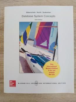 Database System Concepts (ספר + מדריך למידה)