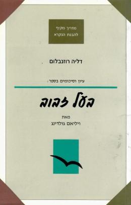בעל זבוב - עיון וסיכומים בספר
