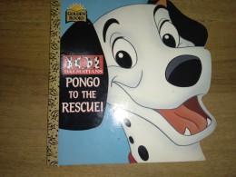 !101dalmatians Pongi And Thr Rescue