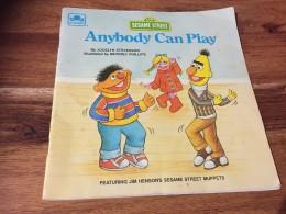 Anybody Can Play Ctw Sesame Street