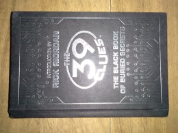 The 39 Clues the Black book of buried secrets by Rick Riordan