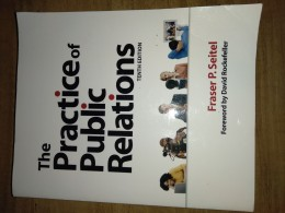 The Practice of public relation tenth edition
