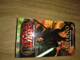 Star wars legacy of the force , inferno