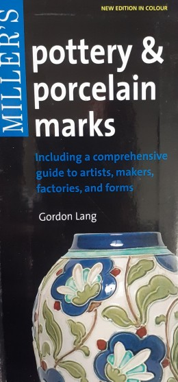 pottery & porcelain Mark's NEW EDITION IN COLOUR