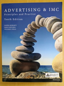 Advertising & IMC (ספר + מדריך למידה)