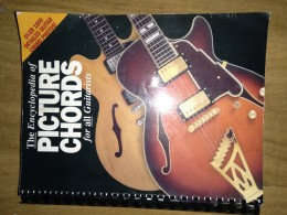 The encylopedia of picture chords for all guitarists