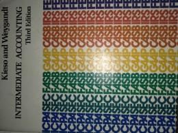 Intermediate Accounting third Edition חשבונאות ביניים