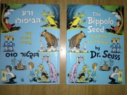 זרע הביפולו ועוד סיפורים אבודים / דוקטור סוס בעברית וגם באנגלית