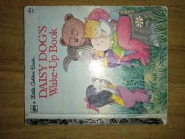 Daisy dog's wake-up book